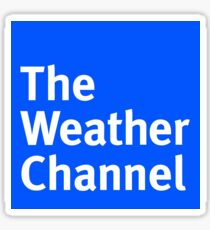 The Weather Channel Sticker