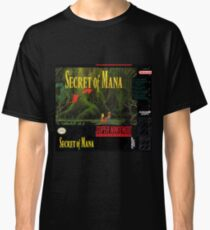 Secret of Mana: Box Art Classic T-Shirt