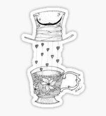 Alice in Wonderland (Tea Party) Sticker