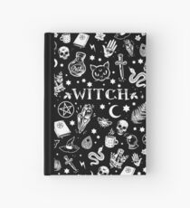 WITCH PATTERN 2 Hardcover Journal
