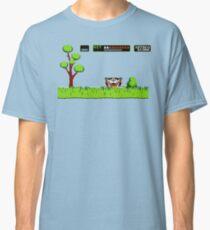 NES duck hunt dog game Classic T-Shirt