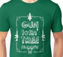 Gun Totin' Tree Hugger Unisex T-Shirt