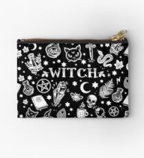 WITCH PATTERN 2 Studio Pouch