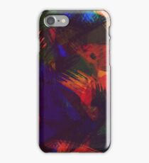 Art brush iPhone Case/Skin