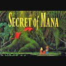 «Secreto de Mana: arte de portada» de muramas