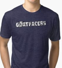 Goat Facers Tri-blend T-Shirt