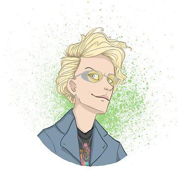 Dr. Jillian Holtzmann by EmileighDuvall