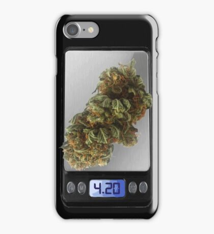 Weigh It Up ! iPhone Case/Skin