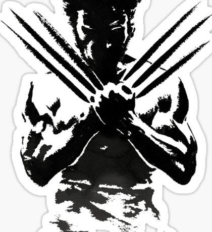 wolverine Sticker