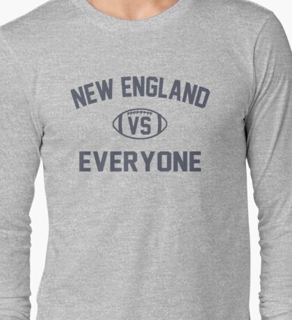 New England VS Everyone Long Sleeve T-Shirt