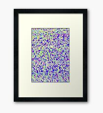 Informel Art Abstract Framed Print