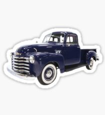 Classic Chevy Pickup Truck  Sticker