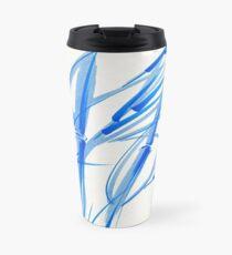 SOFT BREEZE - Original watercolor ink wash painting Travel Mug