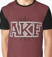 Always Keep Fighting (AKF)  Graphic T-Shirt