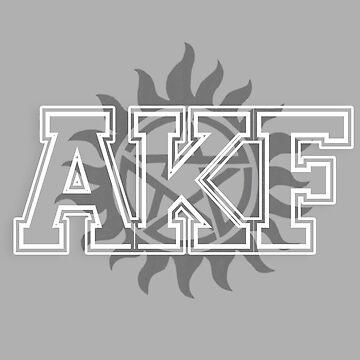 Always Keep Fighting (AKF)  by spnlockscreenz