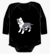 Pit Bull One Piece - Long Sleeve
