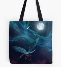 Reach the Moon Tote Bag