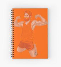 Oren Spiral Notebook