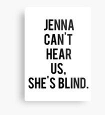qui est Jenna datant sur des menteurs assez peu