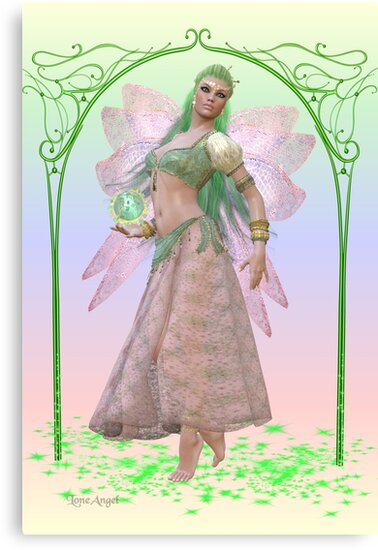 The Fae .. Raina by LoneAngel