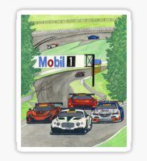 Pirelli World Challenge - CTMP (MOSPORT) Sticker