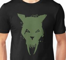 The Pack - green logo - Fallout 4 Unisex T-Shirt