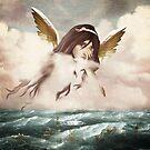 An Ocean of Sorrow by Paula Belle Flores