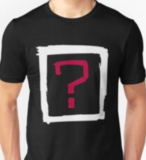 Where Is the Love Slim Fit T-Shirt