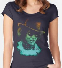 The Mack (Max Julien / Goldie) Women's Fitted Scoop T-Shirt