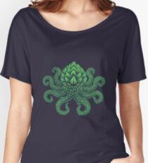 Hoptopus Women's Relaxed Fit T-Shirt