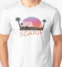 Welcome To Scarif Unisex T-Shirt