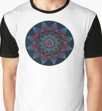 Energy of  Transformation Mandala Graphic T-Shirt