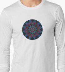 Energy of  Transformation Mandala Long Sleeve T-Shirt