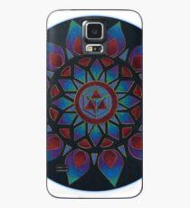 Energy of  Transformation Mandala Case/Skin for Samsung Galaxy