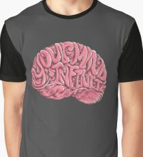 Your Mind is Infinite Graphic T-Shirt