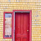 red door by Manon Boily
