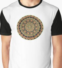 Earth Mandala Graphic T-Shirt