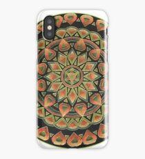 Earth Mandala iPhone Case