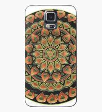 Earth Mandala Case/Skin for Samsung Galaxy