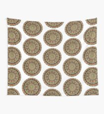 Earth Mandala Wall Tapestry