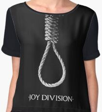 joy division Chiffon Top