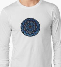 Breathing Mandala Long Sleeve T-Shirt