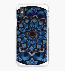 Breathing Mandala iPhone Case
