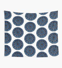 Breathing Mandala Wall Tapestry
