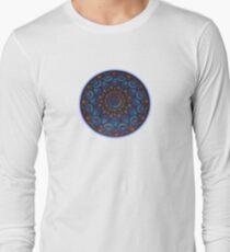 Rainbow Goddess of The Light Mandala Long Sleeve T-Shirt