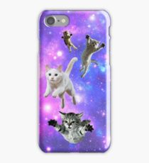 Cats in Space!  iPhone Case/Skin