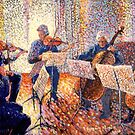 String quintet in the afternoon by Gregory Pastoll