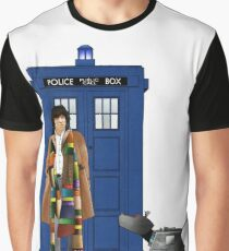 The Doctor and K-9 Graphic T-Shirt