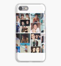 Dolan Twins Collage  iPhone Case/Skin