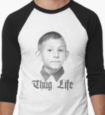 Dewey thug life Men's Baseball ¾ T-Shirt